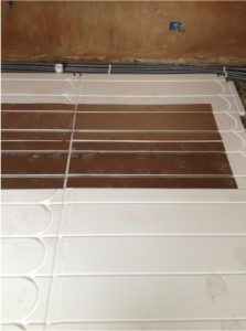 Wet Underfloor Heating Derby