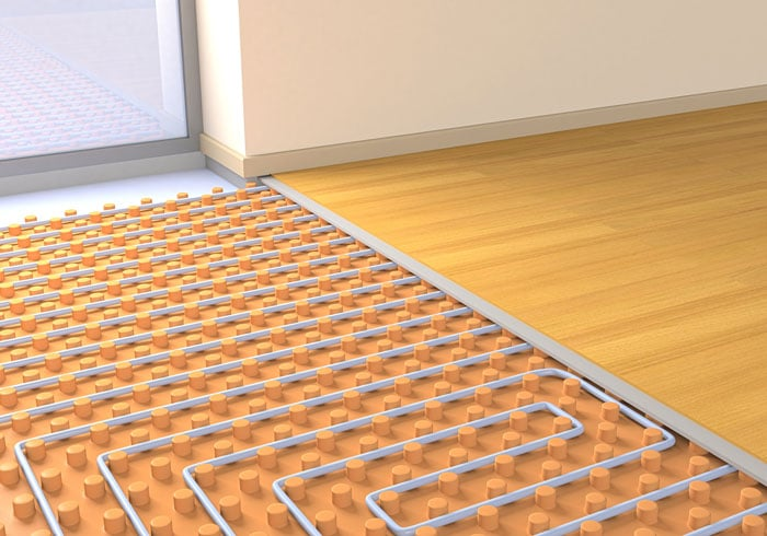 Expert Underfloor Heating Installers