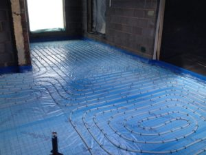 Underfloor Heating in Manchester Installation