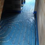 Expertly planned and fitted underfloor heating pipework